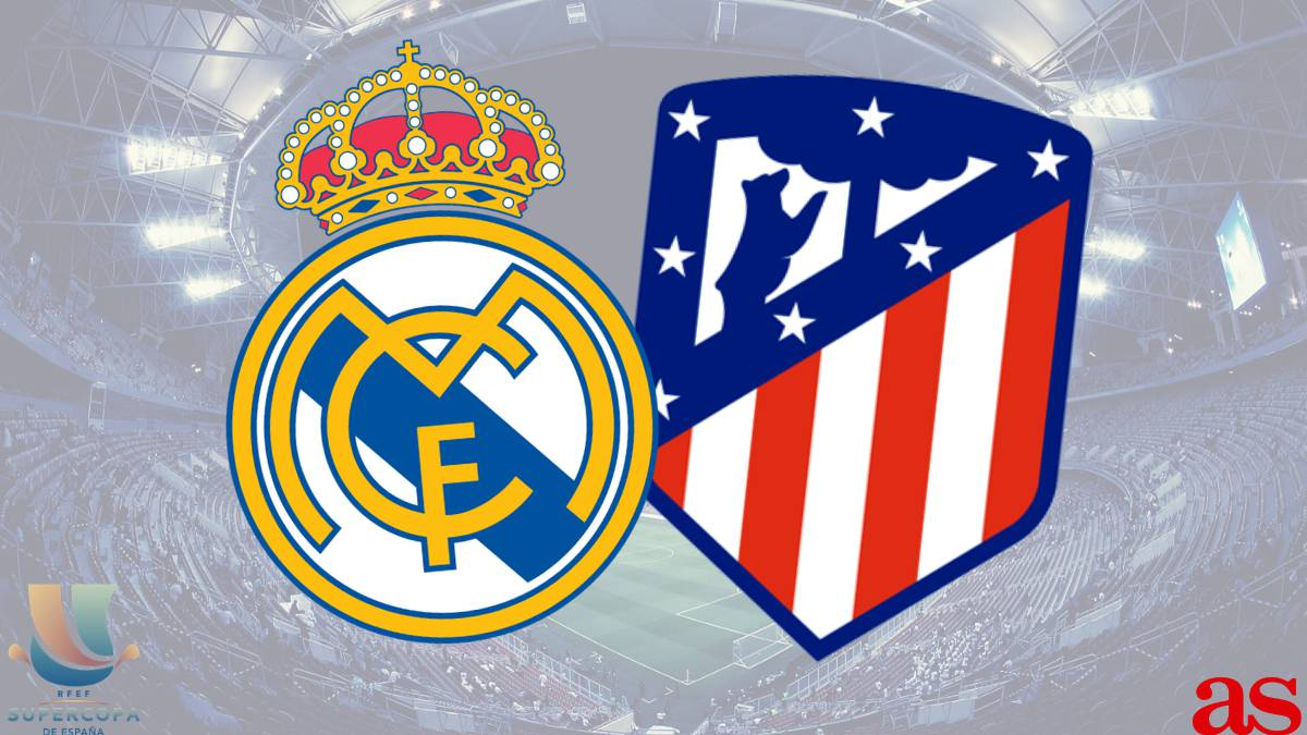 Real Madrid vs Atlético Madrid: Spanish Super Cup final, how and where to watch, times, TV, online
