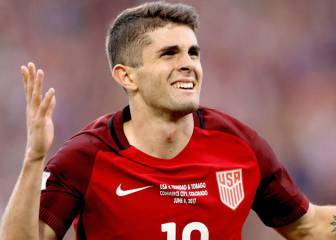 Pulisic agrees with Klinsmann's 2018 World Cup claims