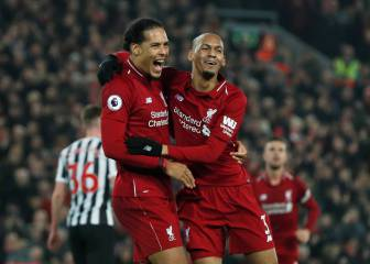 Fabinho nearing Liverpool return