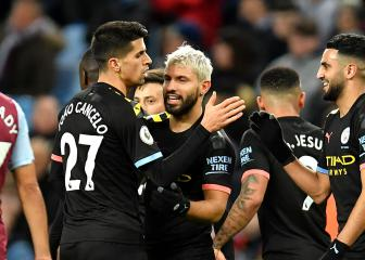 Agüero moves top of Premier League's overseas scorers