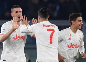 Cristiano penalty edges Juve to narrow win over Roma