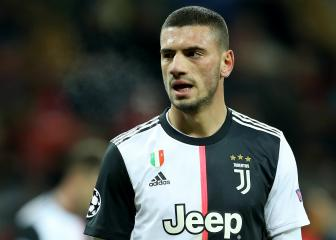 Juventus' Demiral set to miss rest of season after ACL injury