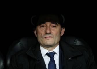 Valverde issues statement following Barcelona sacking