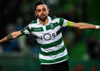 Man Utd close to completing Bruno Fernandes signing