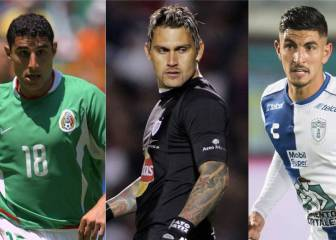 Doping cases that have rocked Mexican football
