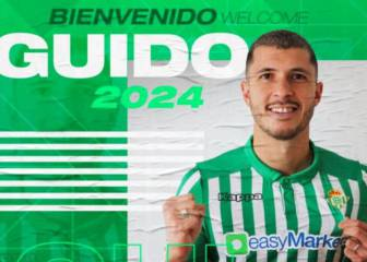 Real Betis sign Guido Rodríguez from América