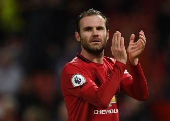Juan Mata's cool finish enough to send United through