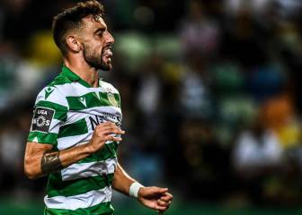 Man United agree terms with Bruno Fernandes