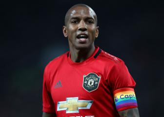 Inter and Man United agree fee for Ashley Young