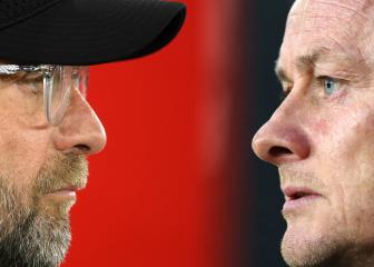 Liverpool not greatest team yet, says Solskjaer