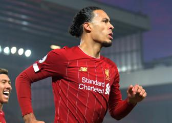 Van Dijk refuses to agree that title race is over