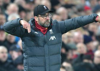 Klopp hails 'one of the best' derbies against Man Utd