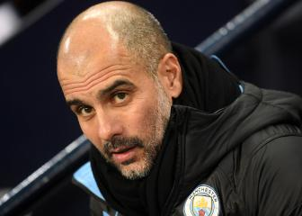 Guardiola focused on improving City, not on chasing Liverpool