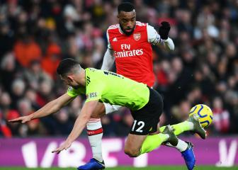 Lacazette is right, Arsenal need to be nastier, says Arteta