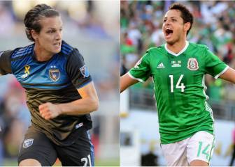 Carlos Fierro admits being a fan of Chicharito Hernández