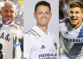 Chicharito - one of Galaxy's all-time historic signings