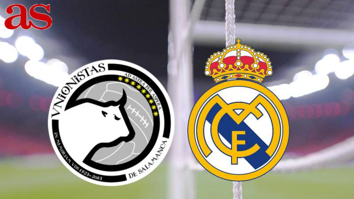 Unionistas de Salamanca vs Real Madrid: how and where to watch - times, TV, online