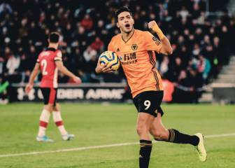 Wolves' Raúl Jiménez on Arsenal's radar