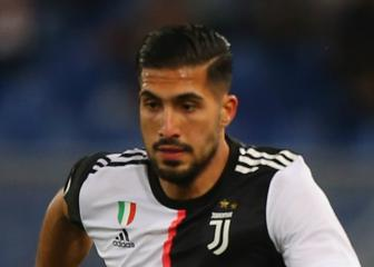 Man Utd, Tottenham and Dortmund targeting Emre Can