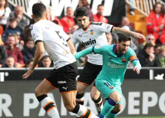 Valencia claim deserved win over Barcelona