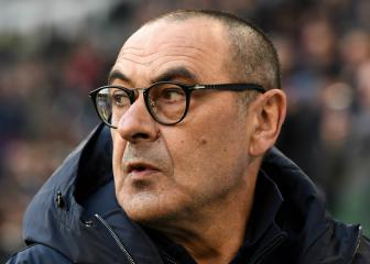 Sarri says Juventus job may be his last