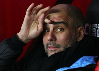 Guardiola eyes Man Utd clash after FA Cup win