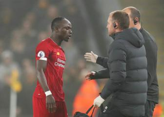 Klopp confirms Mané will miss Liverpool's next two games