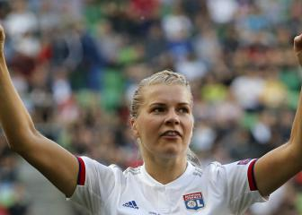 Ballon d'Or winner Hegerberg suffers ACL rupture