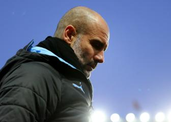 Guardiola admits mistake over Man City crowd comments