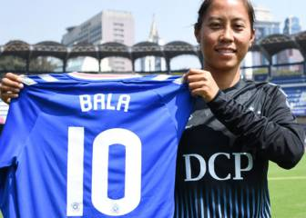 India international Bala Devi signs for Rangers