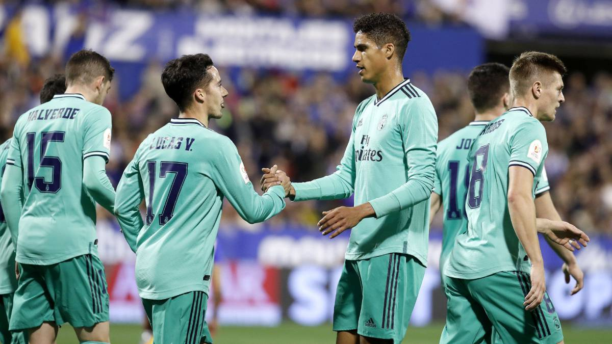 Real Madrid Make Short Work Of Zaragoza As Com