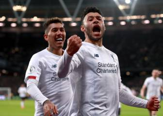 Liverpool make light work of Hammers to go 19 points clear