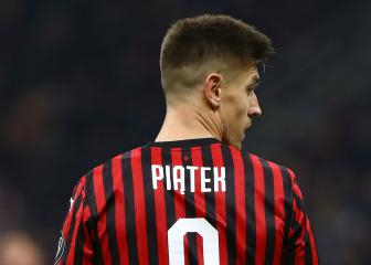 Piatek leaves Milan for Hertha Berlin
