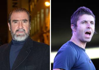 'King' Eric Cantona stars in new Liam Gallagher video