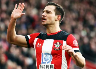 Arsenal secure Cédric Soares on loan from Southampton