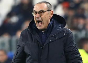 Sarri responds to 'twisted' words to appease Juventus fans