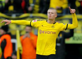 Erling Haaland goals keep on coming at Borussia Dortmund