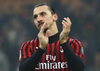 Ibrahimovic set to miss Hellas Verona encounter