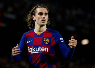 Griezmann linked to Beckham's Inter Miami
