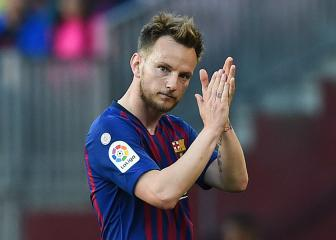 Atlético Madrid begin talks with Ivan Rakitic