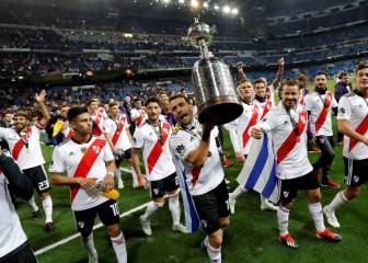 River confirmed 2018 Copa Libertadores winners after CAS dismisses Boca appeal