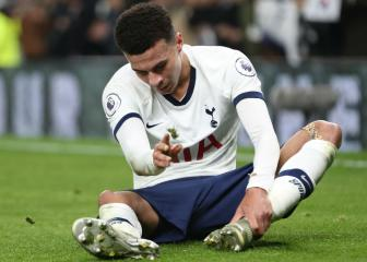Dele Alli lucky to emerge unscathed from Sterling tackle - Mou