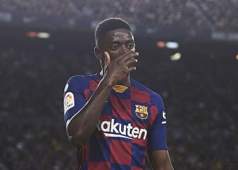 Dembélé injury leaves Barcelona playing catch-up