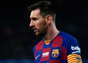 Man City look to make their move for Messi amid Barça troubles