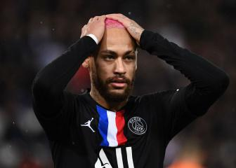 Neymar ruled out of Lyon game