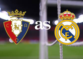 Osasuna vs Real Madrid: how and where to watch