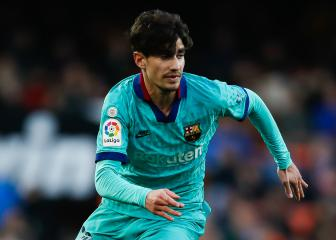 Collado will get more chances than Puig, says Barça boss Setién