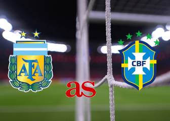 Argentina U23 vs Brazil U23: how and where to watch