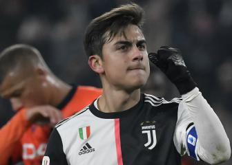 Juventus confirm Dybala contract talks