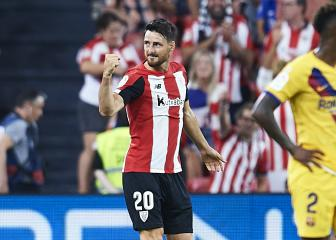 Aduriz: We're tired of Barça and Madrid winning everything